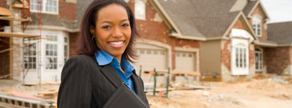 Customer service for new construction homes