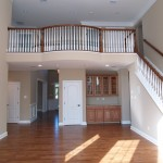 Staircase in new homes in Dover Delaware by Chetty Builders
