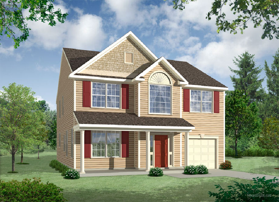 The Claremont - Dover new homes from Chetty Builders