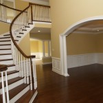 Interior view of brand new homes for sale by Chetty Builders