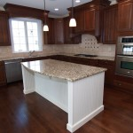 Kitchen by Chetty Builders new homes Dover DE