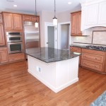 Typical kitchen in new homes near me from Chetty Builders