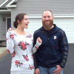 Happy customers for new homes for sale by Chetty Builders