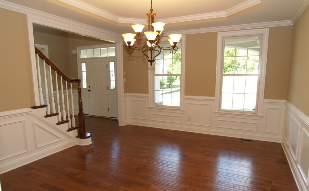 formal dining new homes near west chester pa chetty builders