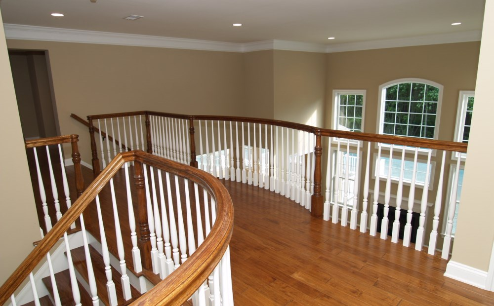 stair landing new home builders chester county pa chetty builders