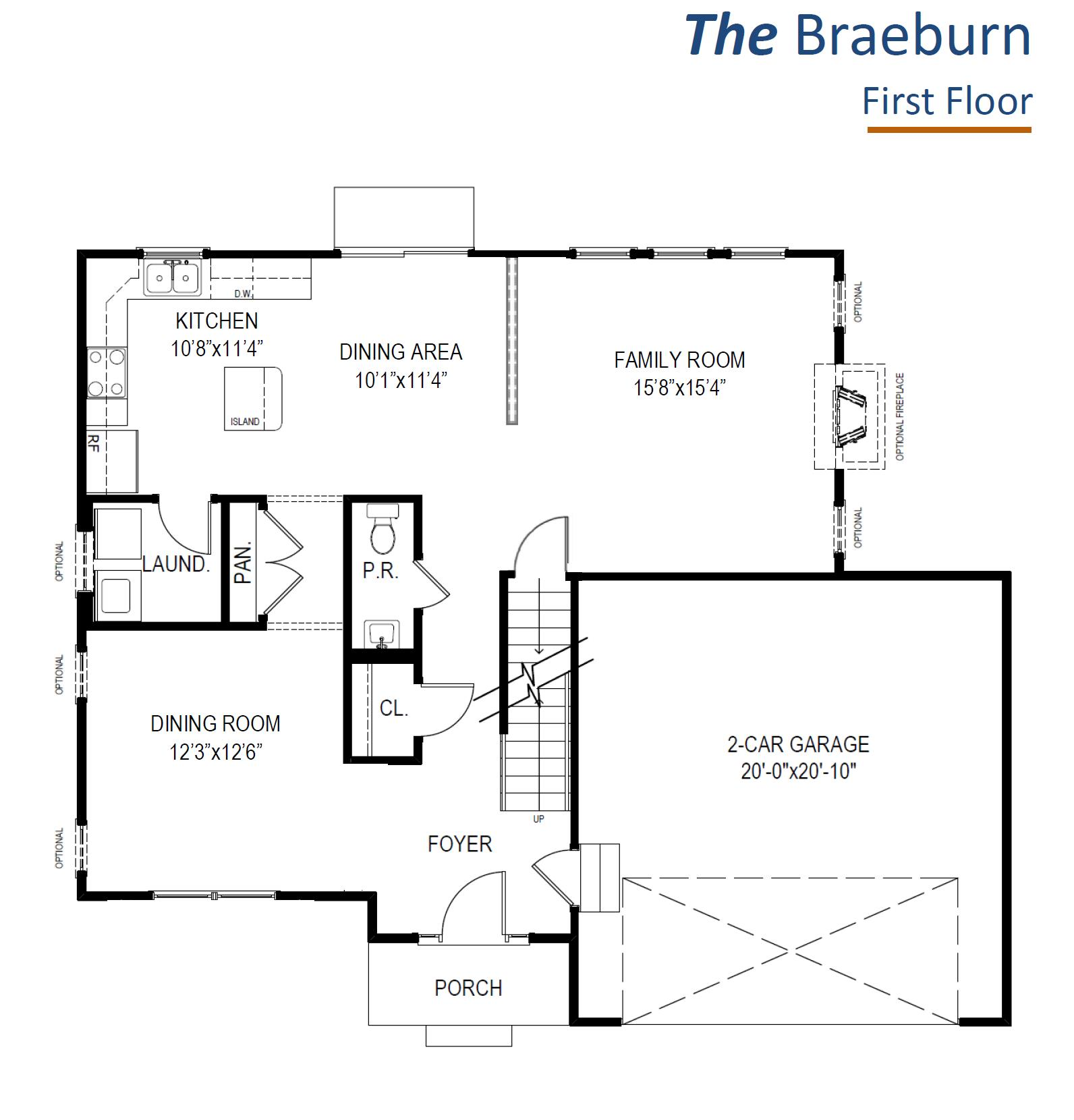 braeburn plan new homes chester pa chetty builders