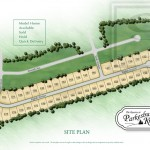 new homes Parkesburg PA site plan