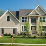 A model home for new construction homes by Chetty Builders