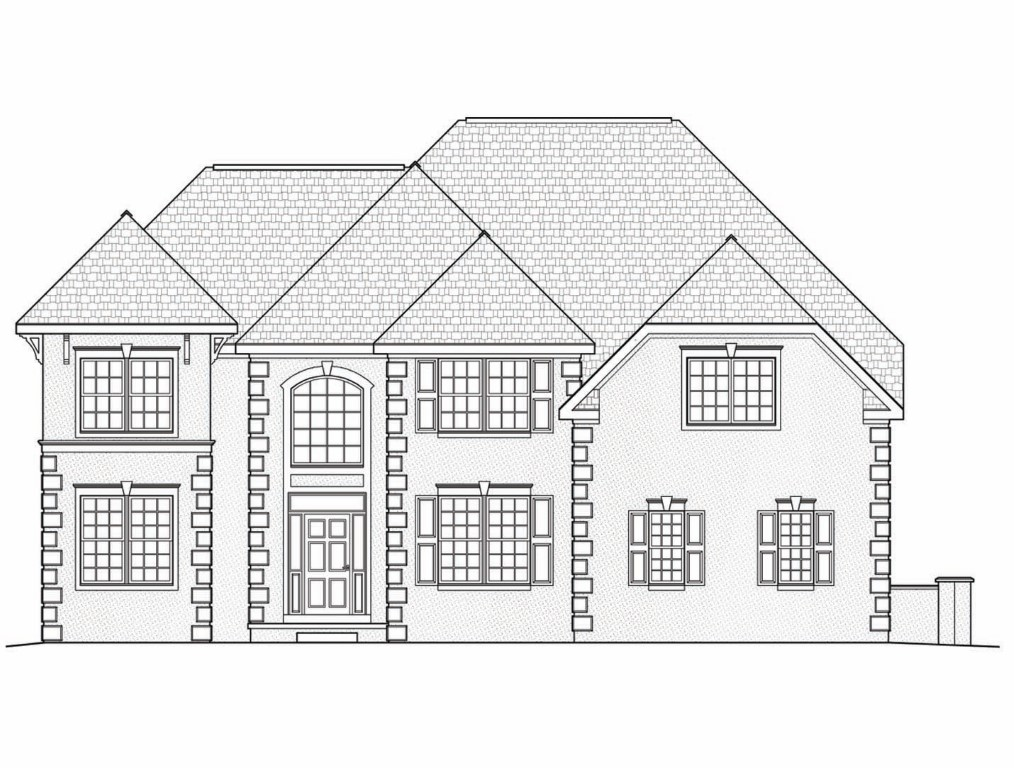The Springton Provincial - New homes for sale from Chetty Builders