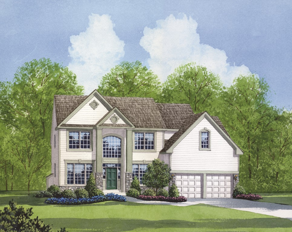 Chester County PA new homes for sale from Chetty Builders