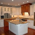 Kitchen in new homes Dover by Chetty Builders
