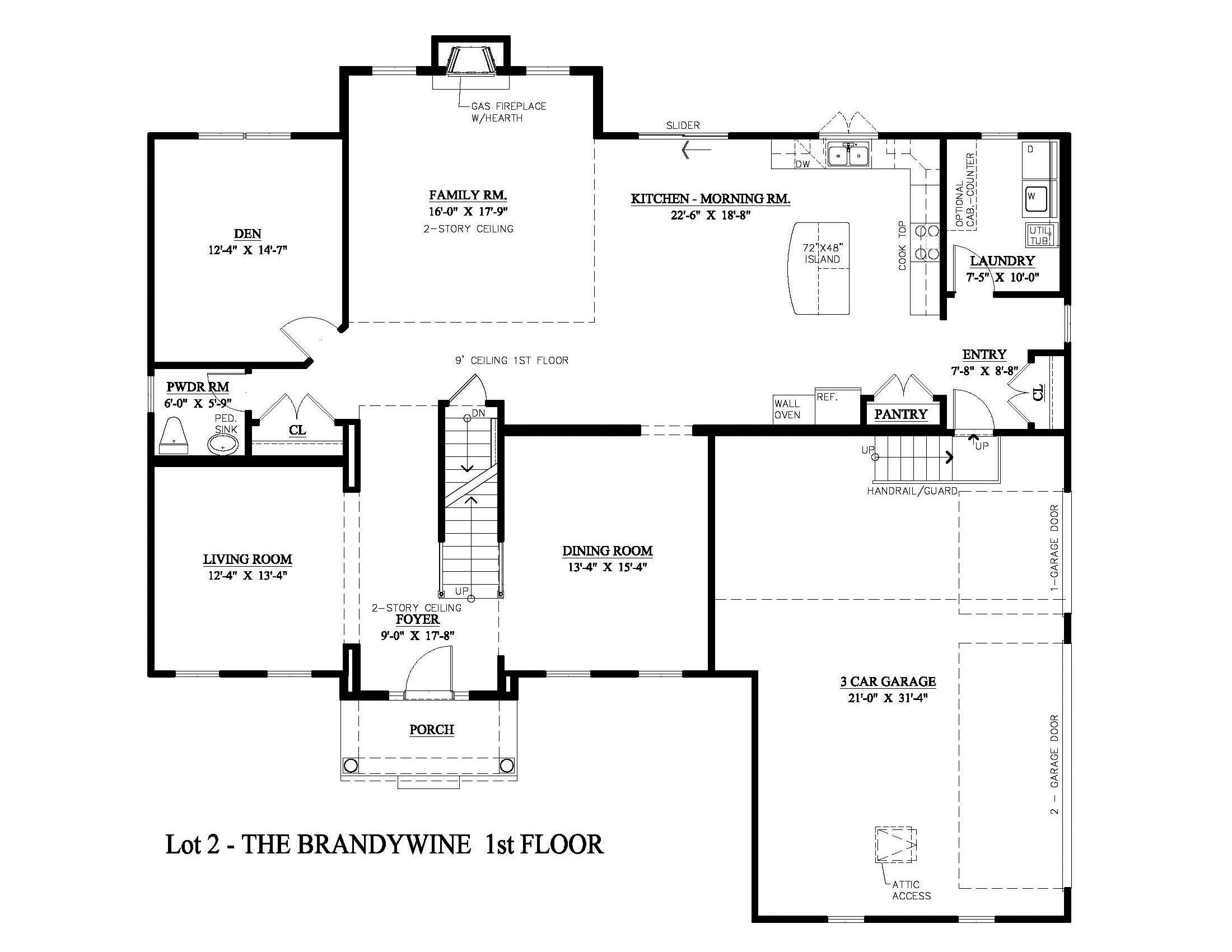 floor plan new homes in dover chetty builders