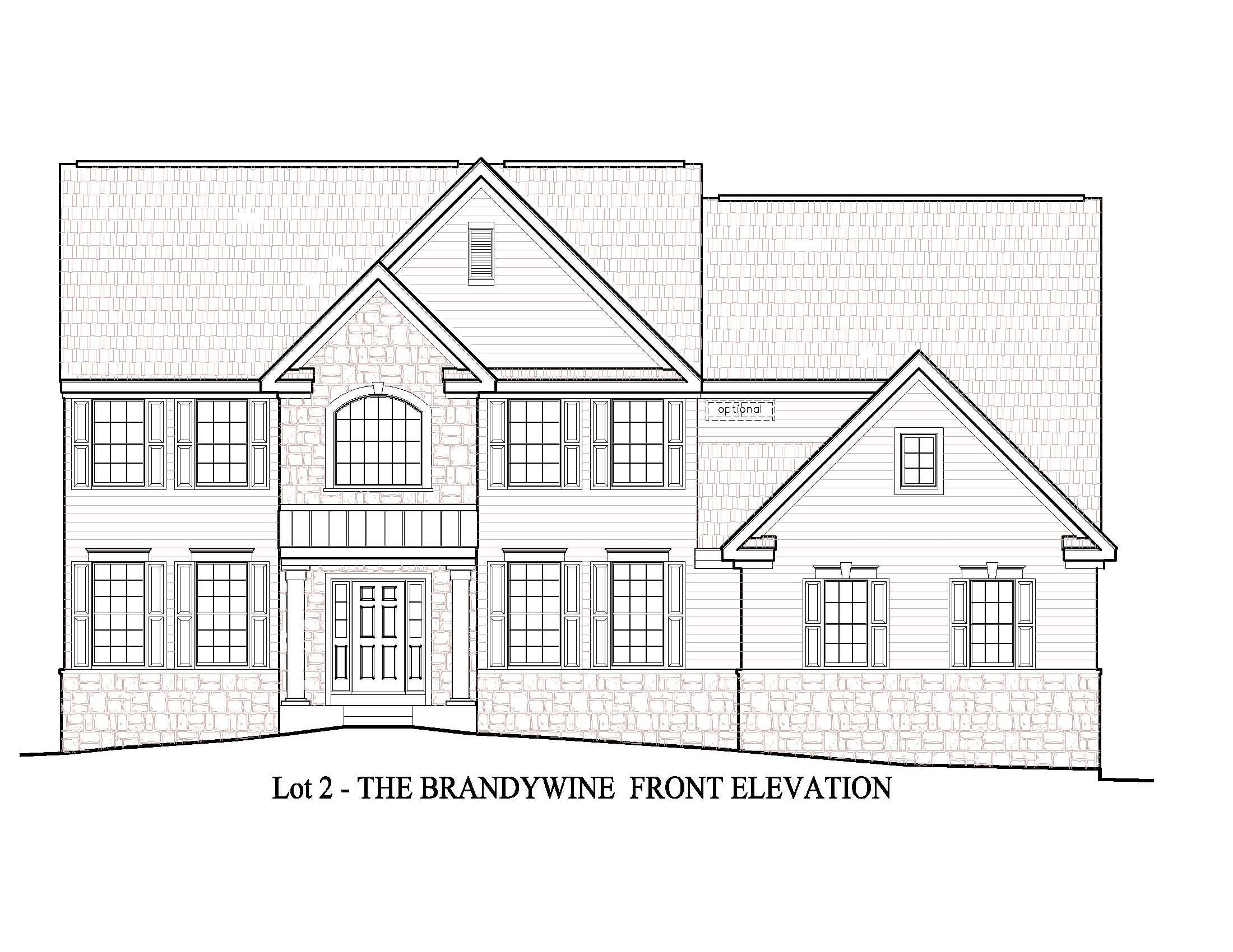 elevation dover delaware new homes chetty builders