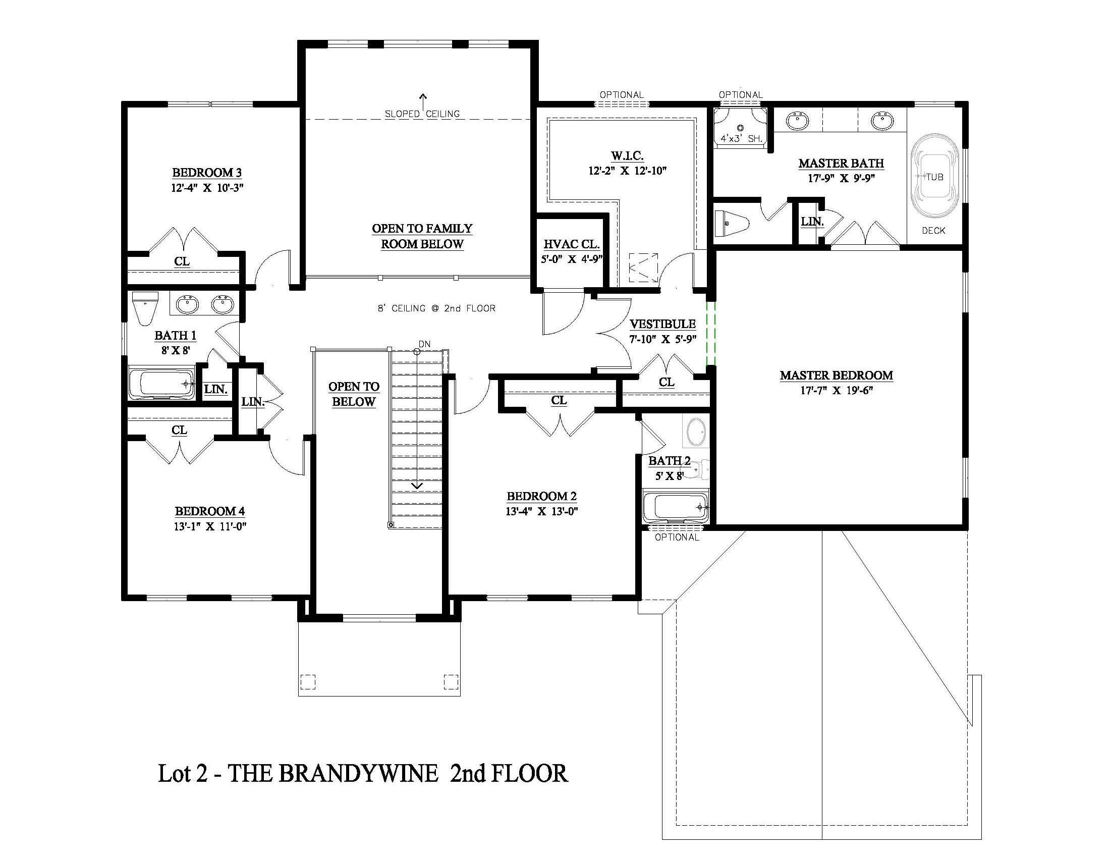 chetty builders 2nd floor plan dover home builders