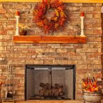 fall decorating new homes